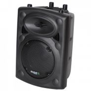 "Ibiza SLK8A-BT Active Moulded Speaker Box 8""/20cm 300W with USB-MP3 & Bluetooth"
