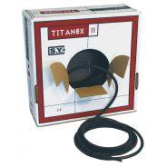 Titanex - Titanex Neopreen Cable - Minimo 1 m/5 x 4 mm2
