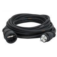 Titanex - Ext. Cable Schuko/Schuko Titanex with PCE - 15m 3 x 1.5mm Titanex con ABL