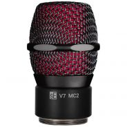 sE Electronics V7 MC2 Black - Capsula per Radiomicrofoni Sennheiser Nera