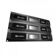 CROWN DCI4X300N-U-EUFX Amplificatore 4x300 W/4 Ohm, 70/100 V, BLU Link, Ethernet, GPIO, DSP programmabile