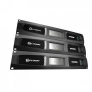 CROWN DCi 2|1250N (EU) Amplificatore 2x1250 W/4 Ohm, 70/100 V, BLU Link, Ethernet, GPIO, DSP programmabile