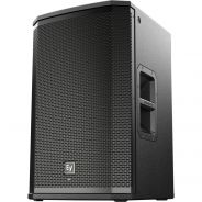 0 Electro Voice ETX-12P 12'' 2-way powered speaker cabinet with DSP, 2000W