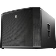 0 Electro Voice ETX-18SP 18'' Subwoofer powered cabinet with DSP, 1800W