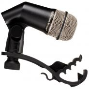 0 Electro Voice PL35 Snare/Tom Microphone, Dynamic, Supercardioid, Integrated swivel & clamp