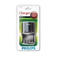 0 PHILIPS - Caricatore batterie AA e AAA