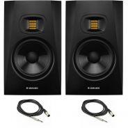 Adam Audio Coppia T5V con Cavi XLR Jack