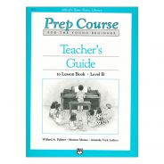 ALFRED's Prep Course Lesson Book Teacher's Guide Level B