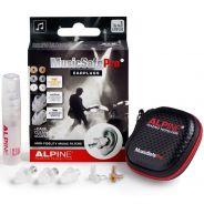 Alpine MusicSafe Pro 2019 Transparent - Kit di Tappi Trasparenti per Orecchie