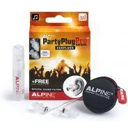 1 Alpine Partyplug Pro Natural Auricolari Proteggi Udito Tappi per Orecchie