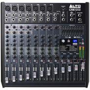 Alto Professional Live 1202 - Mixer Audio 8Ch con Effetti