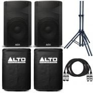 Alto Professional TX312 bundle