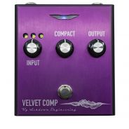 Ashdown Velvet Compressor - Effetto a Pedale per Basso1