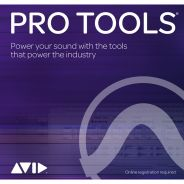 Avid Pro Tools 1-Year Software Updates + Support Plan Renewal