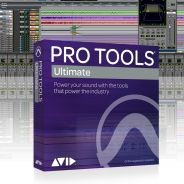 Avid Pro Tools Ultimate 1-Year Software Updates + Support Plan (Reinstatement)