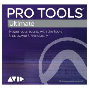 Avid Pro Tools | Ultimate Perpetual License Trade-Up da Pro Tools