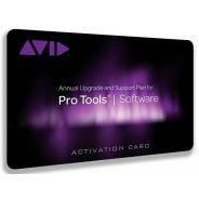 AVID PRO TOOLS ANNUAL UPGRADE PLAN RENEWAL - Upgrade Plan Annuale per Pro Tools
