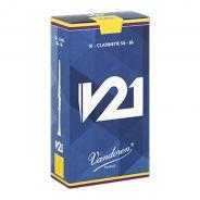 0 VANDOREN - Confezione da 10pz di Ance per Clarinetto in Sib 2,5 V12