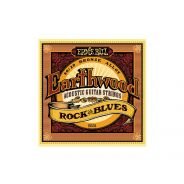 ERNIE BALL 2008 - Muta per Acustica 80/20 Bronze Earthwood Rock & Blues (010/052)