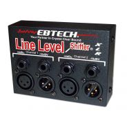 EBTECH LLS-2 XLR - Line Level Shifter