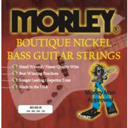 MORLEY NICKEL 40100 - Corde per Basso Light 040/100