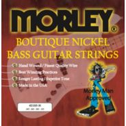 MORLEY NICKEL 45105 - Corde per Basso Medium 045/105
