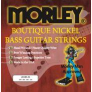 MORLEY NICKEL 45105 - Corde per Basso Medium 045/105