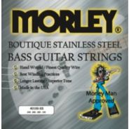 MORLEY STEEL 40100 - Muta per Basso 4 Corde Light 040/100