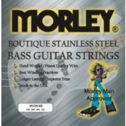MORLEY STEEL 45105 - Muta per Basso 4 Corde Medium 045/105