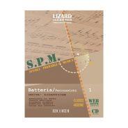 Ricordi Batteria e Percussioni Vol.1 Libro + CD