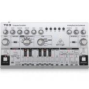 Behringer TD-3 Silver - Sintetizzatore Bass Line Analogico Tipo Roland TB-303