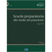 1 Beyer Carisch Scuola Preparatoria Allo Studio del Pianoforte
