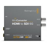 Blackmagic Design CONVMBHS24K6G Mini Converter - HDMI to SDI 6G