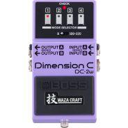 Boss DC 2W Dimension C