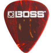 BOSS Plettri in Celluloide Shell Medium (12pz)