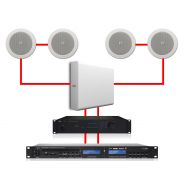 APART Sistema Audio 4.1 280W