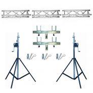 Quik Lok QT3200 Sistema a Ponte con Traliccio 6 mt