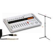 Bundle ZOOM R16 Registratore Digitale / Asta Microfonica / Cavo Audio Jack/XRL 5mt