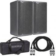 DB TECHNOLOGIES Coppia OPERA 10 - Diffusore Amplificato 1200W_back 0
