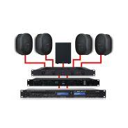 APART Impianto Audio 4.1 Nero 460W