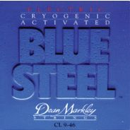 0 DEAN MARKLEY - Blue Steel™ Electric Set, Extra Light