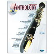 Carisch Andrea Capellari Anthology Clarinet Vol.1 Libro Spartiti + Cd Clarinetto
