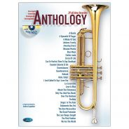 Carisch Andrea Capellari Anthology Trumpet Vol.1 Libro Spartiti + Cd Tromba