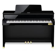 1 Casio Celviano Grand Hybrid GP-510BP Pianoforte Digitale 88 Tasti Nero Lucido