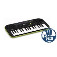 Bundle CASIO SA46 Tastiera 32 Tasti Mini Speciale Scuola
