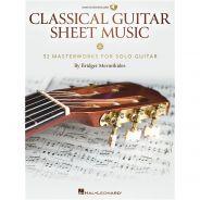Hal Leonard Classical Guitar Sheet Music