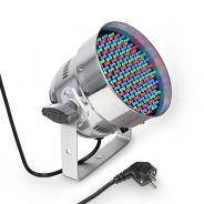 0 Cameo PAR 56 CAN RGB 05 PS - Proiettore PAR RGB a 151 LED da 5 mm in alloggiamento lucido