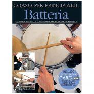 Dave Zubraski Corso per Principianti Batteria Libro + Audio-Online