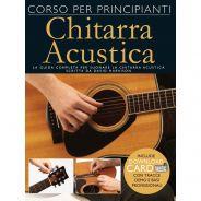 David Harrison Corso per Principianti per Chitarra Acustica