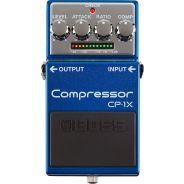 BOSS CP1X - Compressore per Chitarra_front
